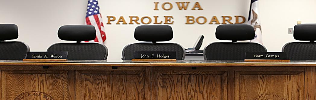 Iowa Board of Parole